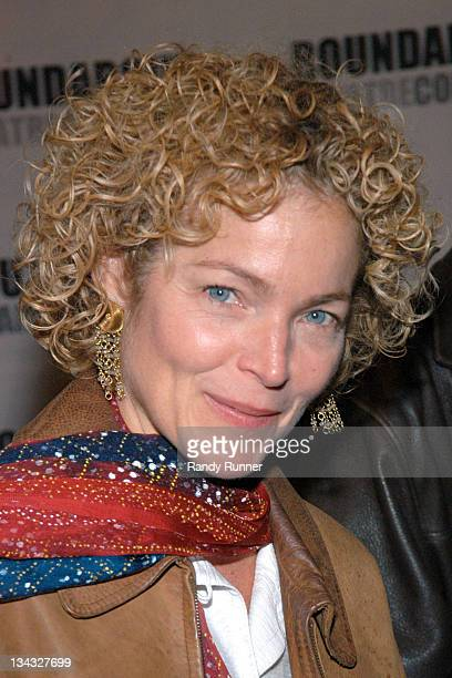 Amy Irving during 'A Street Car Named Desire' After Party at Studio 54 in New York New York United States