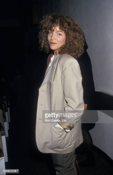 Amy Irving during 'Baby Boom' New York Premiere October 1 1987 in New York City New York United States