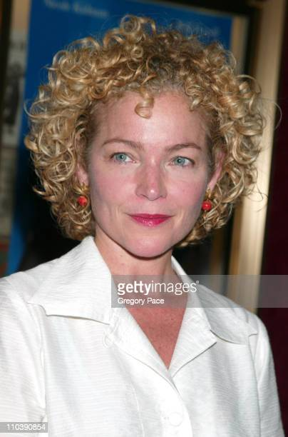 Amy Irving during 'Bewitched' New York City Premiere Inside Arrivals at Ziegfeld Theater in New York City New York United States
