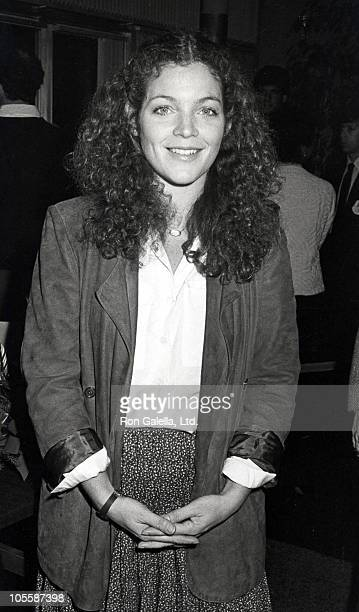 Amy Irving during 'Micki Maude' Los Angeles Premiere at Director's Guild Theater in Hollywood California United States