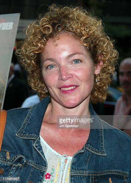 Amy Irving during Mr Deeds Premiere at Loews Lincoln Square in New York City New York United States