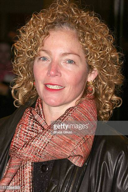 Amy Irving during Opening Night of The Caretaker on Broadway Arrivals Curtain Call and After Party at The American Airlines Theater in New York City...