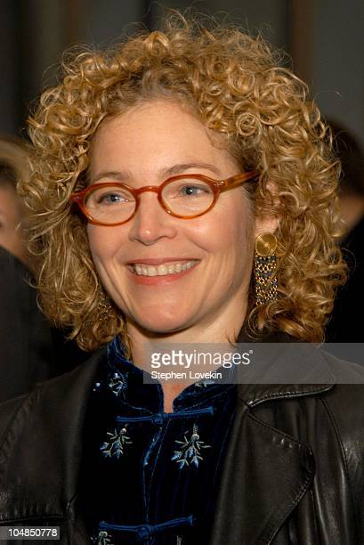Amy Irving during Showtime and the Creative Coalition Host a Private Screening of Soldier's Girl at Paramount Screening Room in New York City New...