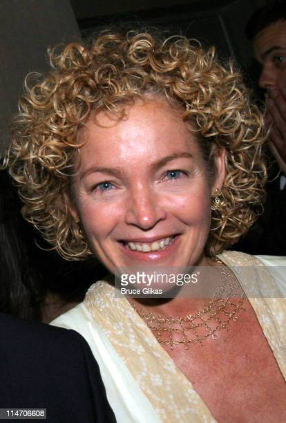 Amy Irving during Terrence McNally's Dedication or The Stuff of Dreams Cast Party at Bottega El Vino in New York City New York United States