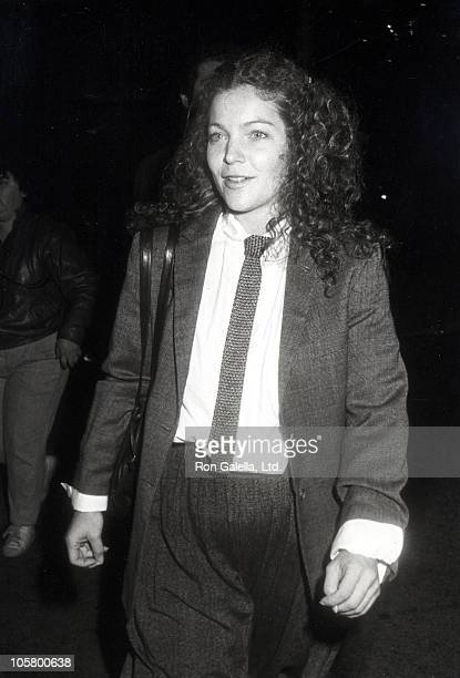 Amy Irving during 'The Falcon the Snowman' Hollywood Screening January 16 1985 at Directors Guild Theater in Hollywood California United States