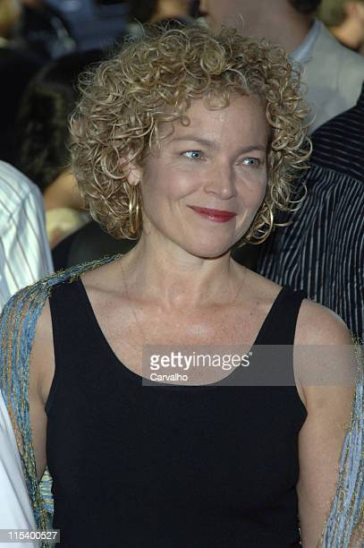 Amy Irving during War of the Worlds New York City Premiere Arrivals at Ziegfield Theater in New York City New York United States