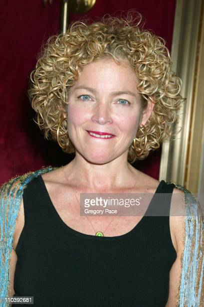 Amy Irving during War of the Worlds New York City Premiere Inside Arrivals at Ziegfeld Theater in New York City New York United States