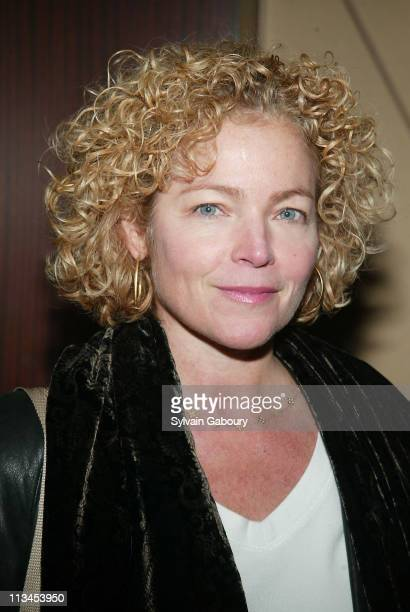 Amy Irving during Weinstein Company Screening of Mrs Henderson Presents at The MGM Screening Room in New York New York United States