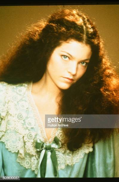 Amy Irving poses for the movie 'Yentl' circa 1983