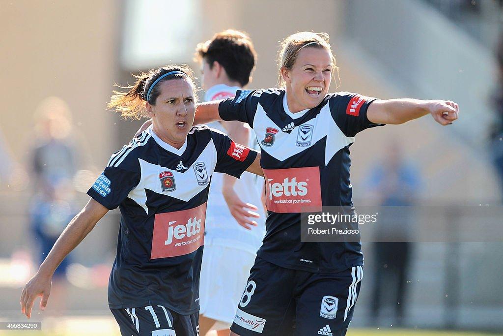 W-League Rd 2 - Melbourne v Western Sydney
