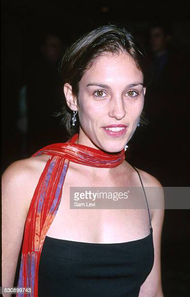 Amy Jo Johnson during 7th Annual Race to Erase MS Gala at Century Plaza Hotel in Century City California United States