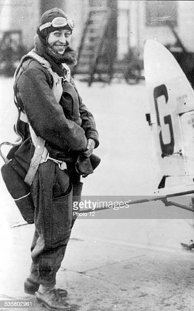 Amy Johnson one of the most famous female aviation pioneers