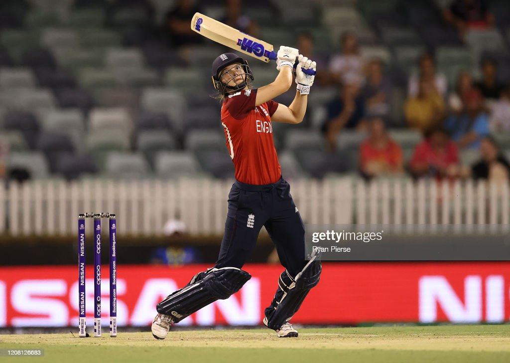 England v South Africa - ICC Women's T20 Cricket World Cup : News Photo