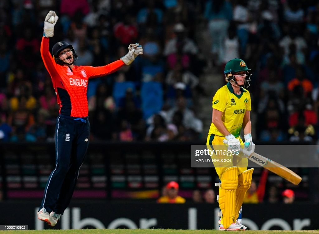 CRICKET-ANT-ICC-WC-ENG-AUS : News Photo