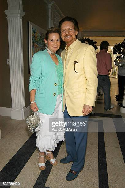 Amy Kane and Dr George Kane attend Party in Honor of The Presidents Committee for this Summers SOUTHAMPTON HOSPITAL Party at Home of Hilary and...