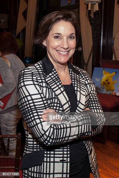 Amy Kule attends Macy's Thanksgiving Day Parade A New York City Holiday Tradition at The Friars Club on November 18 2016 in New York City