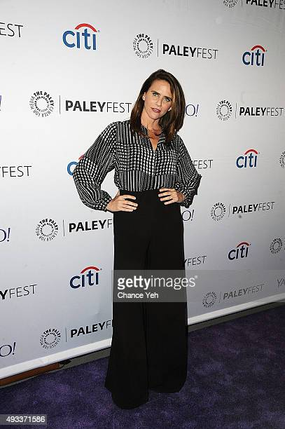 Amy Landecker attends PaleyFest New York 2015 Transparent at The Paley Center for Media on October 19 2015 in New York City