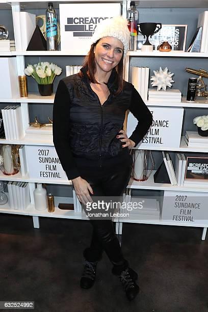 Amy Landecker attends the Creators League Studio At 2017 Sundance Film  Festival Day 5 at PepsiCo s 3bc69794f39a