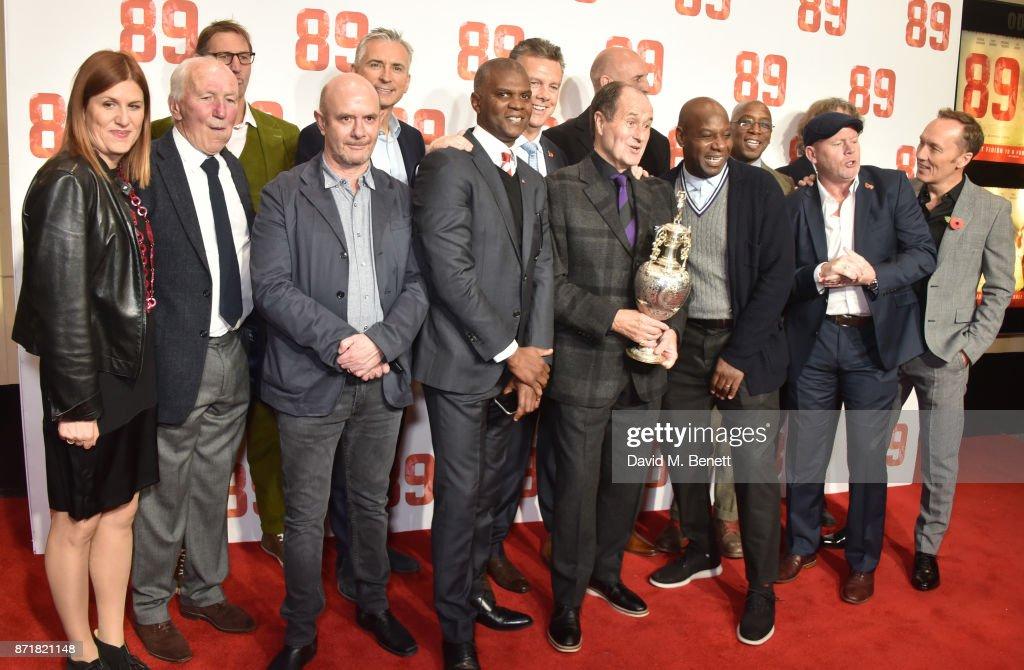 """89"" - World Premiere - VIP Arrivals"
