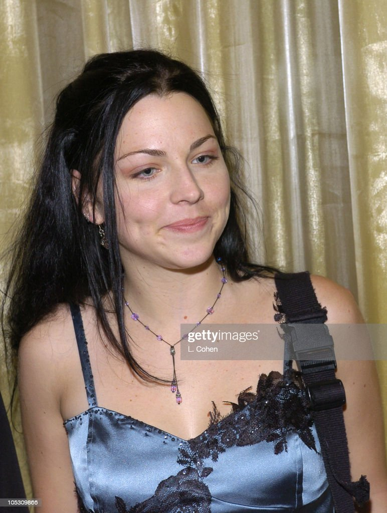 Amy Lee of Evanescence during 52nd Annual BMI Pop Awards at Regent Beverly Wilshire in Beverly Hills, California, United States.