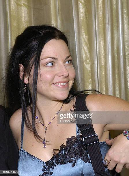 Amy Lee of Evanescence during 52nd Annual BMI Pop Awards at Regent Beverly Wilshire in Beverly Hills California United States