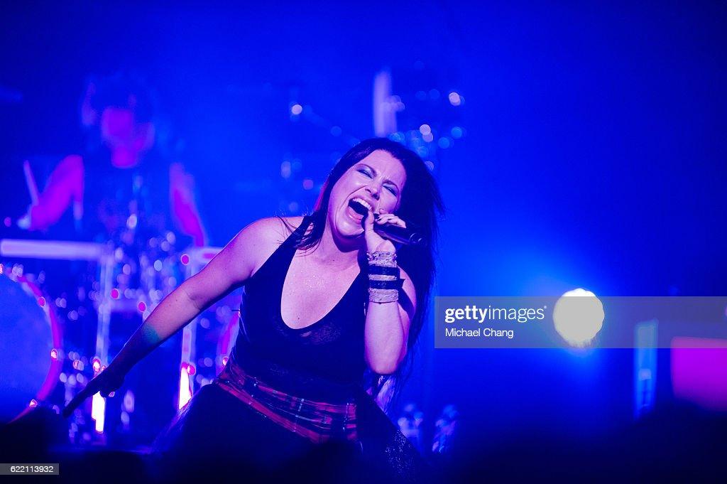 Evanescence In Concert - Mobile, AL