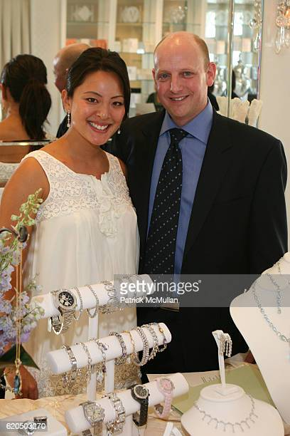 Amy Liu and Michael Greene attend Kate Somerville Emmy Event The WHITE Room – Day 1 at Kate Somerville on September 18 2008 in Los Angeles CA