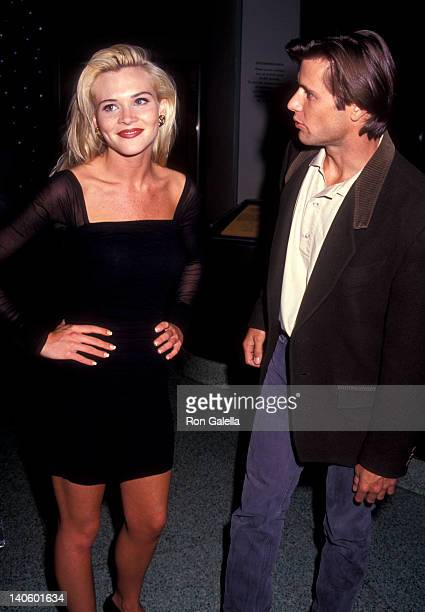 Amy Locane and Grant Show at the FOX Television Party for New Fall Season Museum of Natural History New York City