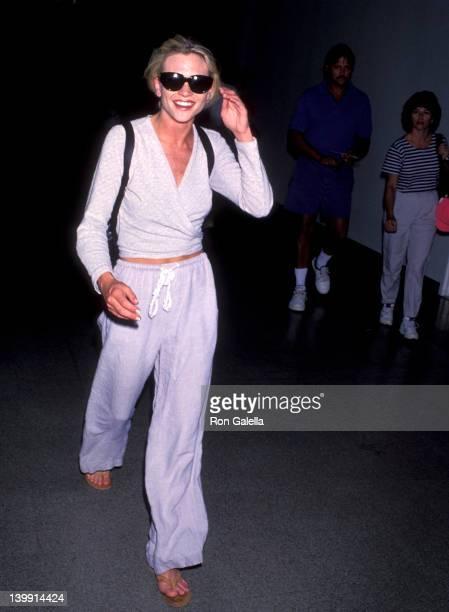 Amy Locane at the Amy Locane at Los Angeles International Airport Los Angeles International Airport Los Angeles