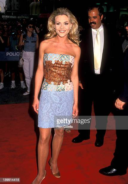 Amy Locane at the Premiere of 'Airheads' 57th Street Playhouse New York City