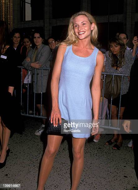 Amy Locane at the Premiere of 'Blue Sky', Alice Tully Hall at Lincoln Center, New York City.