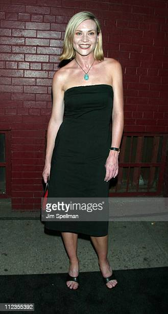 Amy Locane during Entertainment Weekly's 1st Annual IT List Party at Milk Studios in New York City New York United States