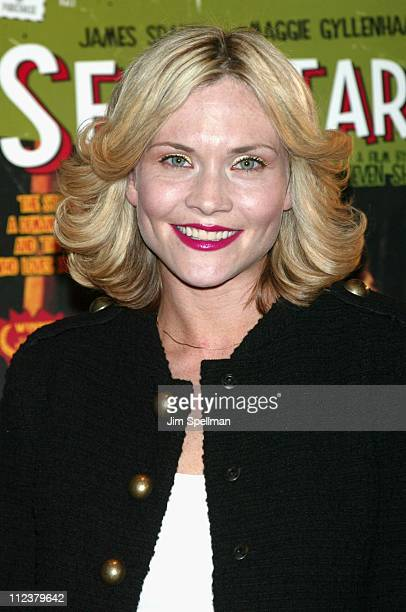 Amy Locane during Secretary Premiere New York at Clearview Chelsea West Theater in New York City New York United States