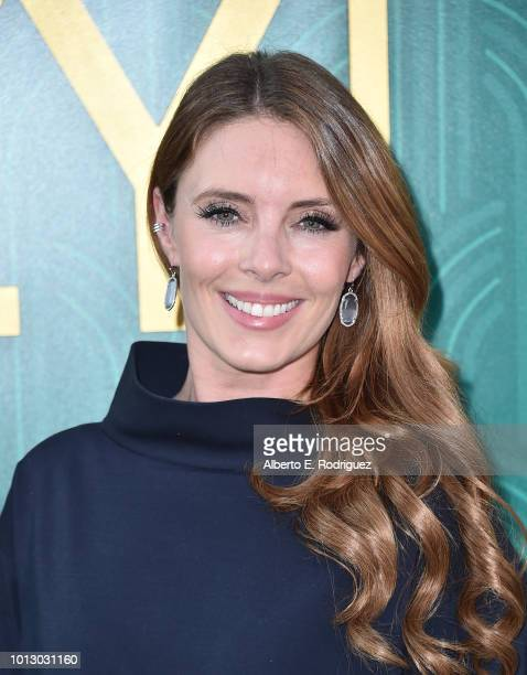 """Amy Louise Pemberton attends the premiere of Warner Bros. Pictures' """"Crazy Rich Asiaans"""" at TCL Chinese Theatre IMAX on August 7, 2018 in Hollywood,..."""