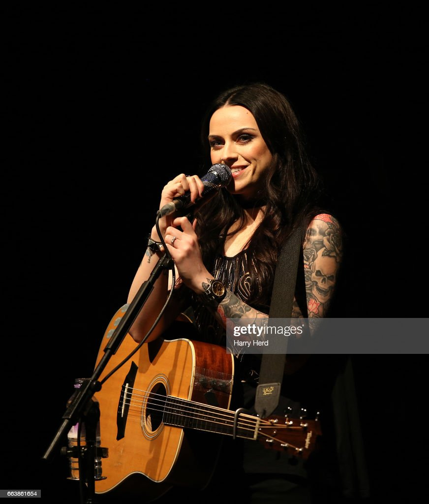 Amy Macdonald Performs At Pavilion Theatre In Bournemouth