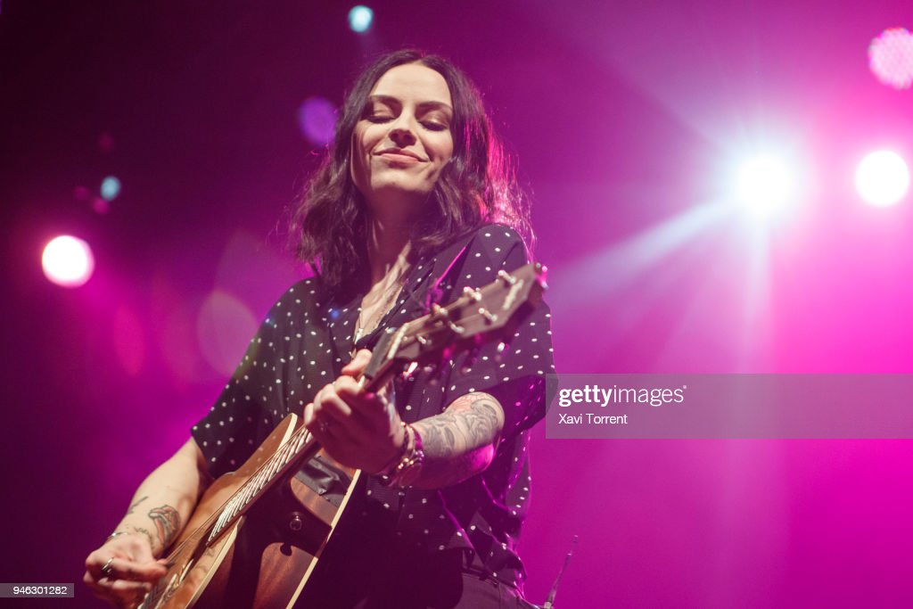 Amy Macdonald Performs in Concert in Barcelona : News Photo