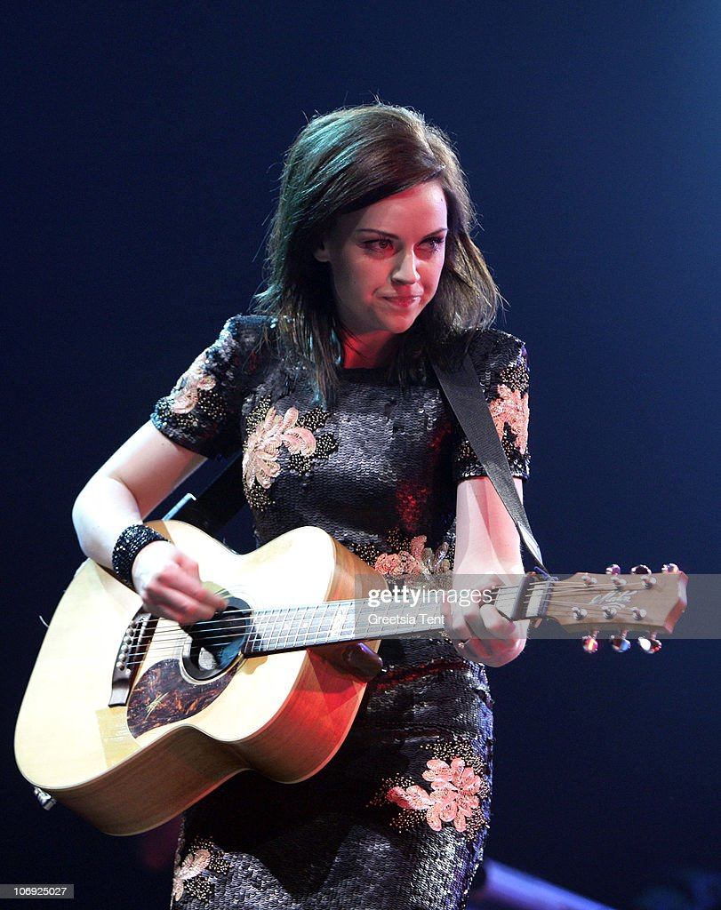 Amy MacDonald Performs in Amsterdam