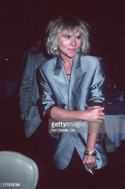 Amy Madigan during 1986 Drama Desk Awards at Plaza Hotel in New York City New York United States
