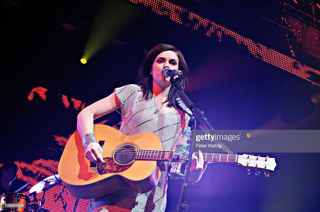 Amy McDonald In Concert : News Photo