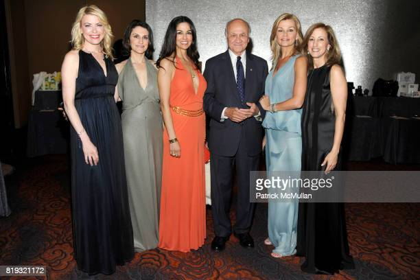 Amy McFarland Emilie Rubinfeld Dayssi Olarte de Kanavos Nicholas Scoppetta Melissa Beste and Susan Magazine attend NEW YORKERS FOR CHILDREN Spring...