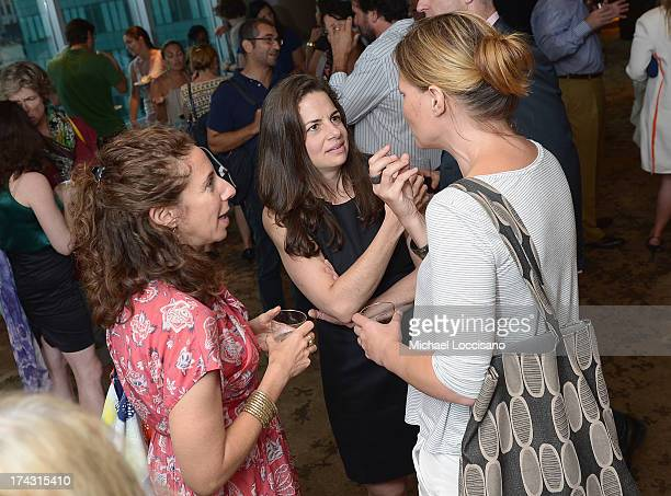 Amy Meselson attends the special screening of HBO Documentary 'First Comes Love' at HBO Theater on July 23 2013 in New York City