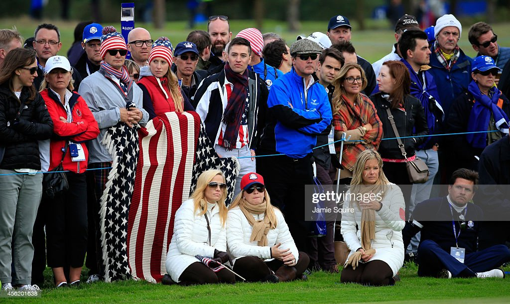 Afternoon Foursomes - 2014 Ryder Cup