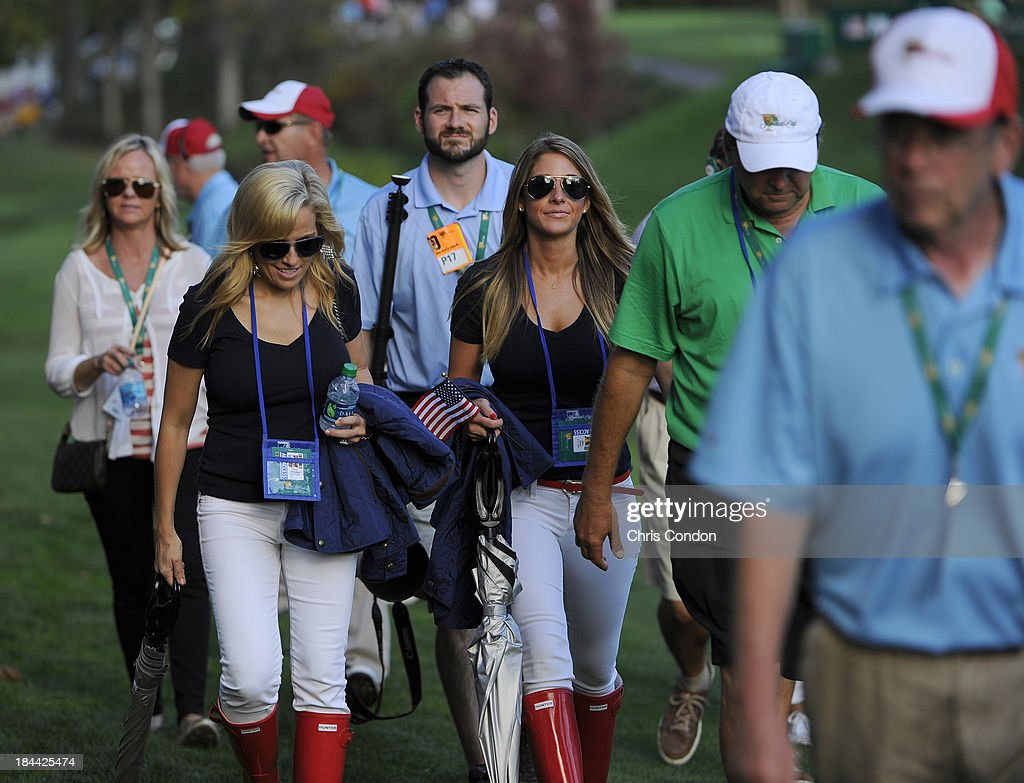 The Presidents Cup - Round One : News Photo
