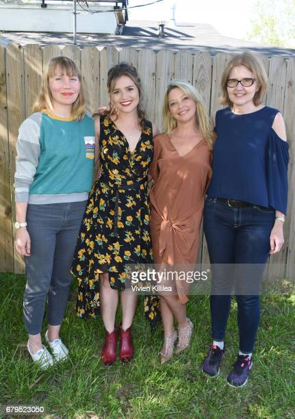 Amy Nicholson Kaitlyn Bausch Amanda Detmer and Patty Reed attend the 3rd Annual Bentonville Film Festival on May 5 2017 in Bentonville Arkansas
