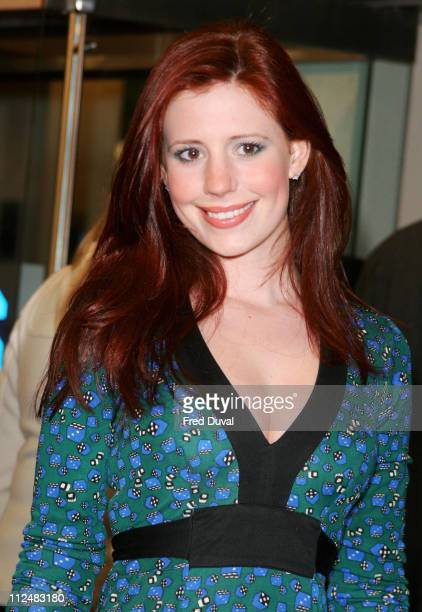 Amy Nuttall during 'Hitch' London Premiere Arrivals at Odeon Leicester Square in London California Great Britain