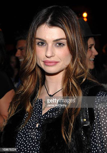 Amy Osbourne attends Charlotte Ronson and JCPenney Spring Cocktail Jam held at Milk Studios on May 4, 2010 in Los Angeles, California.