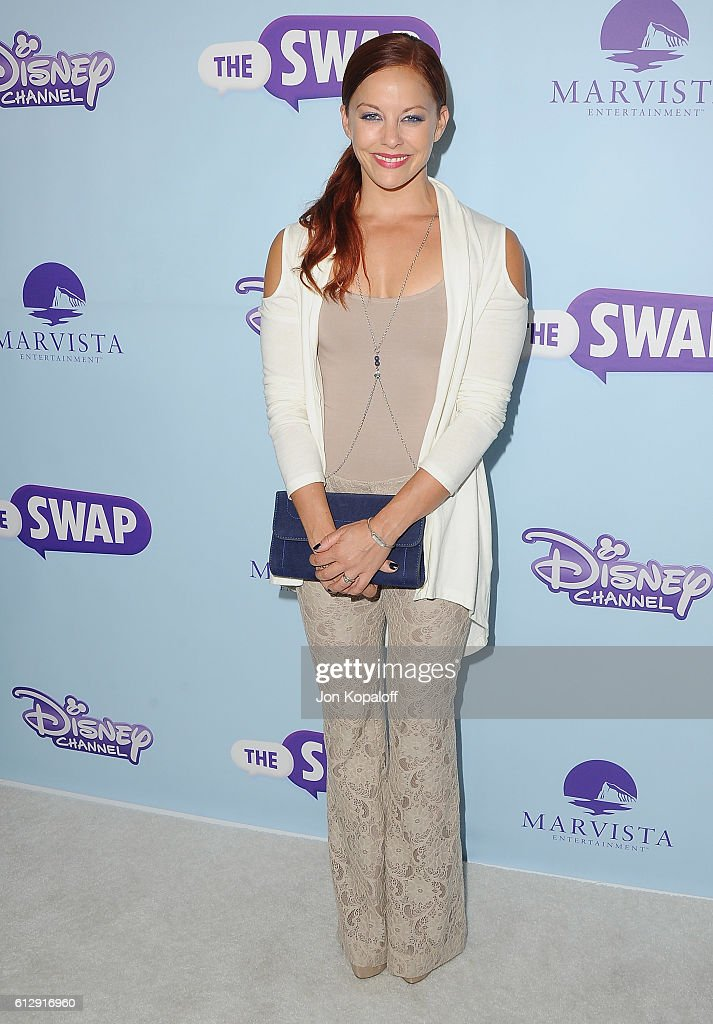 "Premiere Of Disney Channel's ""The Swap"" - Arrivals"