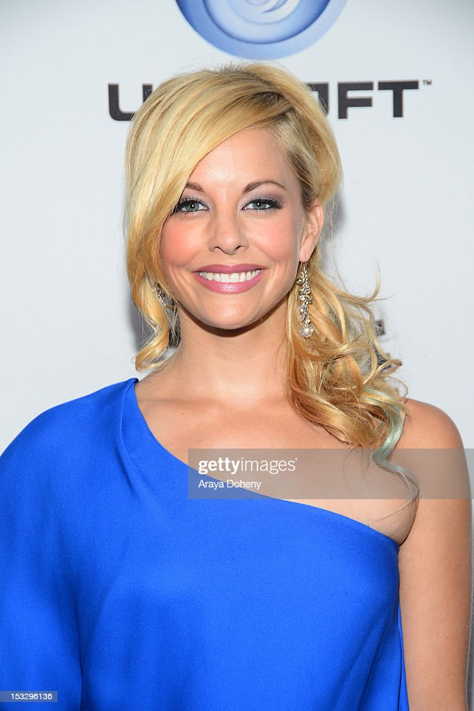 Amy Paffrath attends The Launch Of Just Dance 4 presented by Ubisoft at Lexington Social House on October 2, 2012 in Hollywood, California.