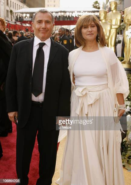 Amy Pascal of Columbia Pictures and husband Bernard Weinraub