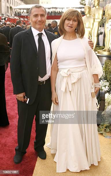 Amy Pascal of Sony and husband Bernard Weinraub